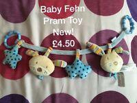 Baby Fehn Pram Toy