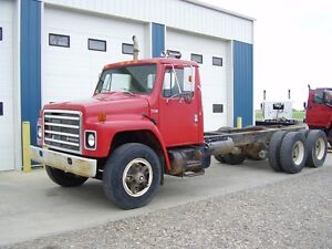1986 Int'l F1954 Cab & Chassis REDUCED BY 2900