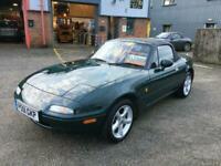 1997 Mazda MX-5 1.8i S CONVERTIBLE Petrol Manual