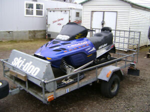 ***PARTING OUT SLEDS*** 2002 LEGEND 600 SKI-DOO