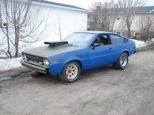 plymouth arrow 1977 tres rare projet v8