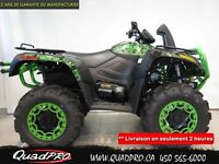 2016 Arctic Cat MUDPRO 700 LIMITED 46,88$/SEMAINE