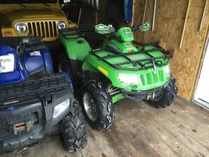 2006 Arctic cat Trv 400