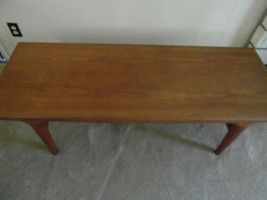 Solid Teak Coffee Table