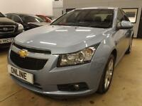 CHEVROLET CRUZE LT, Blue, Manual, Petrol, 2009