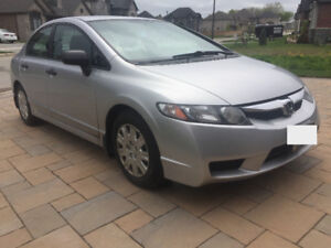2010 HONDA CIVIC (DX) PERFECT CONDITION