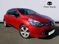 Renault Clio DYNAMIQUE MEDIANAV (red) 2013-03-28