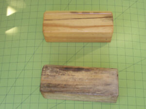 Wooden Stopping Blocks