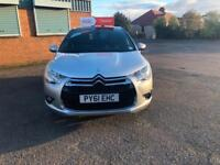 IMMACULATE CITROEN DS4 1.6 EGS6 - AUTOMATIC GEARBOX - ONLY DONE 20K - FSH