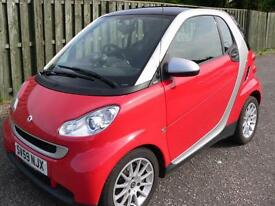 Smart fortwo 1.0 ( 71bhp ) Passion Low Mileage / Full service history/ auto