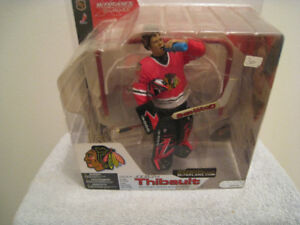 NHL Mcfarlane Jocelyn Thibault Variant Sports Action Figure Toy