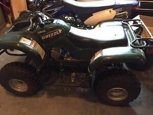 2008 - Yamaha 80 Grizzly
