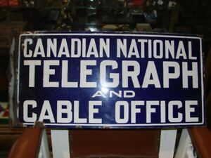 Many Original Signs arrived at Rocky Mtn Antique Mall Edmonton