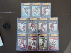 Carte HEROES and PROSPECTS 2004-05 in the game