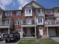 3 Storey Town House2 Bed 2 Bath For Lease Stouffville!