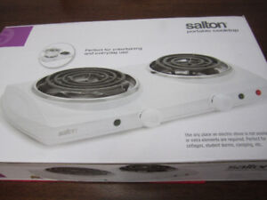 Salton Portable Cooktop