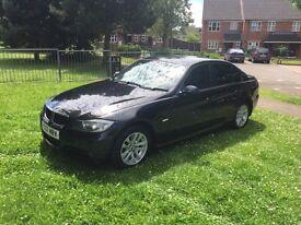 BMW 320d 2008 (LOW MILES)