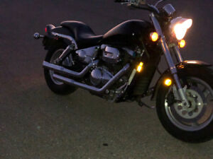 Cruiser trade. For sportbike