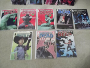 WALKING DEAD AND DEADPOOL COMICS Peterborough Peterborough Area image 4