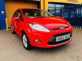 2013 Ford Fiesta 1.4 Zetec Hatchback 5dr Petrol Automatic (149 g/km, 94