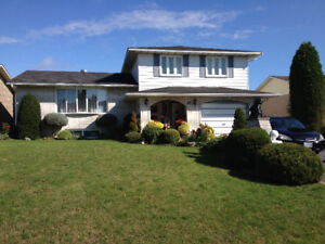 Centrally located Hill Top Split Level home.