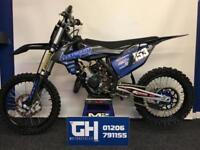 KTM SX125 2016 | VERY GOOD CONDITION | BLACK / BLUE | MB TUNED ENGINE