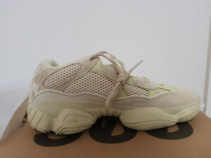 Yeezy 500 Supermoon Yellow Size 9.5