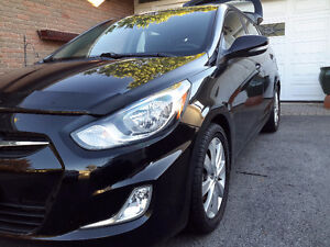 2012 Hyundai Accent GLS Hatchback...very clean car, must see!