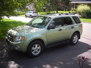 2008 Ford Escape XLT 4X2