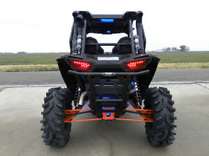Snorkel YOUR ATV Brand Snorkel  RZR XP TURBO 1000 ATV TIRE RACK Kingston Kingston Area image 3