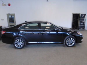 2012 LEXUS ES350 LUXURY SEDAN! BLACK ON BLACK! ONLY $11,900!!!!