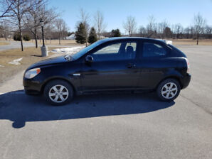 2009 Hyundai Accent Safetied and ready to go