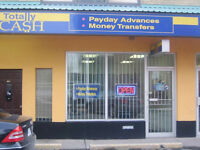 Payday Loans, office or Retail Space for Lease in Toronto