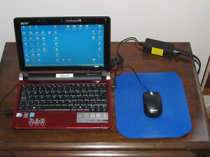 "Portable compact Acer ""notebook"""