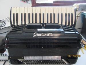 Crucianelli Model 10CM Piano Accordion
