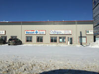 LIGHT INDUSTRIAL BAY FOR LEASE
