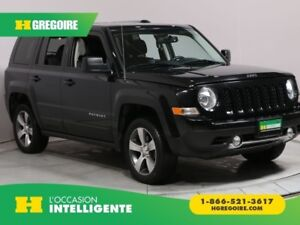 2016 Jeep Patriot HIGH ALTITUDE A/C 4X4 CUIR TOIT MAGS