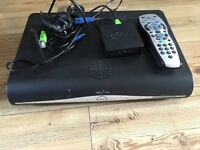 SKY+ HD BOX & ON DEMAND BOX