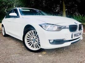 2013 BMW 3 Series 2.0 320d Luxury Saloon 4dr Diesel Manual (s/s) (120 g/km,