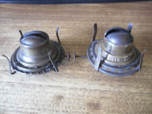 oil lamp burners - Queen Anne #2