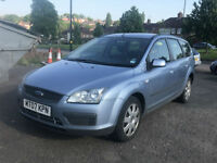 2007 FORD FOCUS 1.8 TDCi LX DIESEL ESTATE * 1PART EXCHANGE TO CLEAR