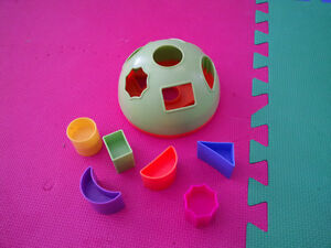 Dome Shape Sorter