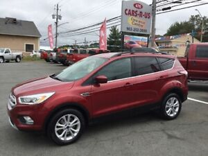 2017 Ford Escape SE. AWD    FREE 1 YEAR PREMIUM WARRANTY INCLUDE