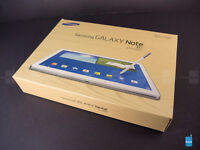 """Samsung Galaxy Note 10.1"""" Tablet 32GB White     $550 OBO"""