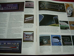 1973 Chevrolet sales brochure Peterborough Peterborough Area image 4