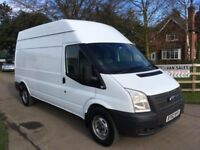 HIGH ROOF LEFT HAND DRIVE VAN WANTED!