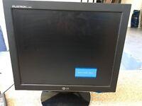 """LG Computer Monitor 17"""""""