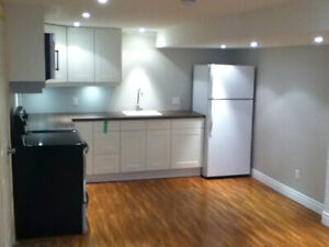 Bright basement apartment in Ancaster