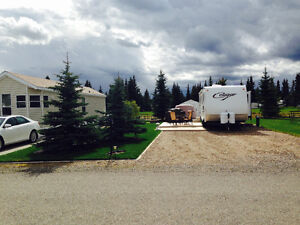 Lot 148 Coyote Creek Golf and RV Resort Sundre