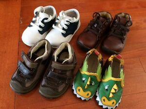 Boy's clothing size 3-12 mths and shoes size 4.5US